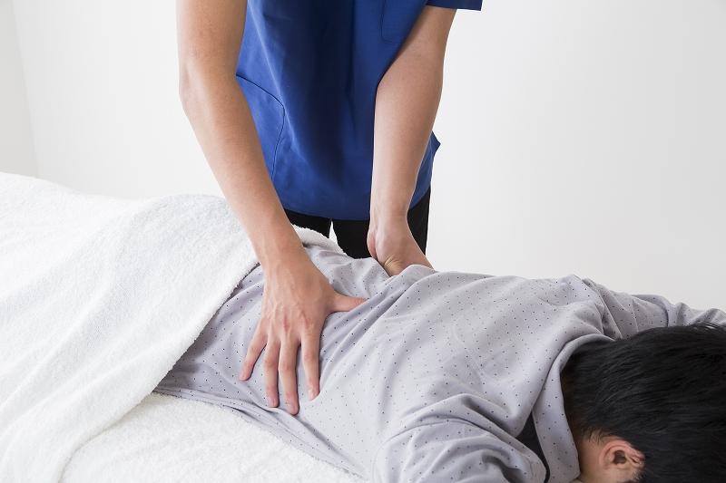 慢性の腰痛改善